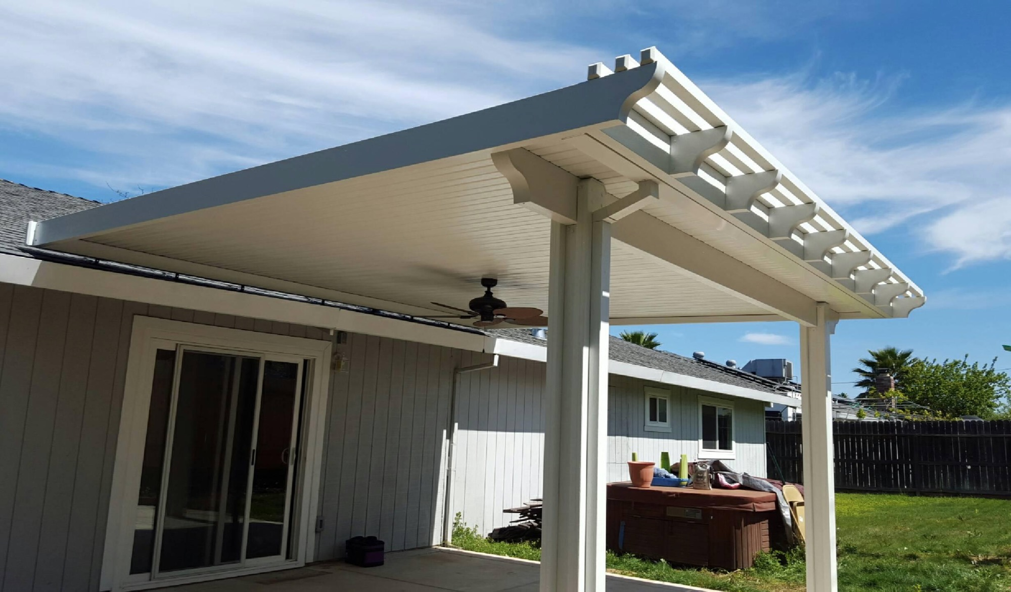 Patio Covers - Perryman Painting & Remodeling, Inc