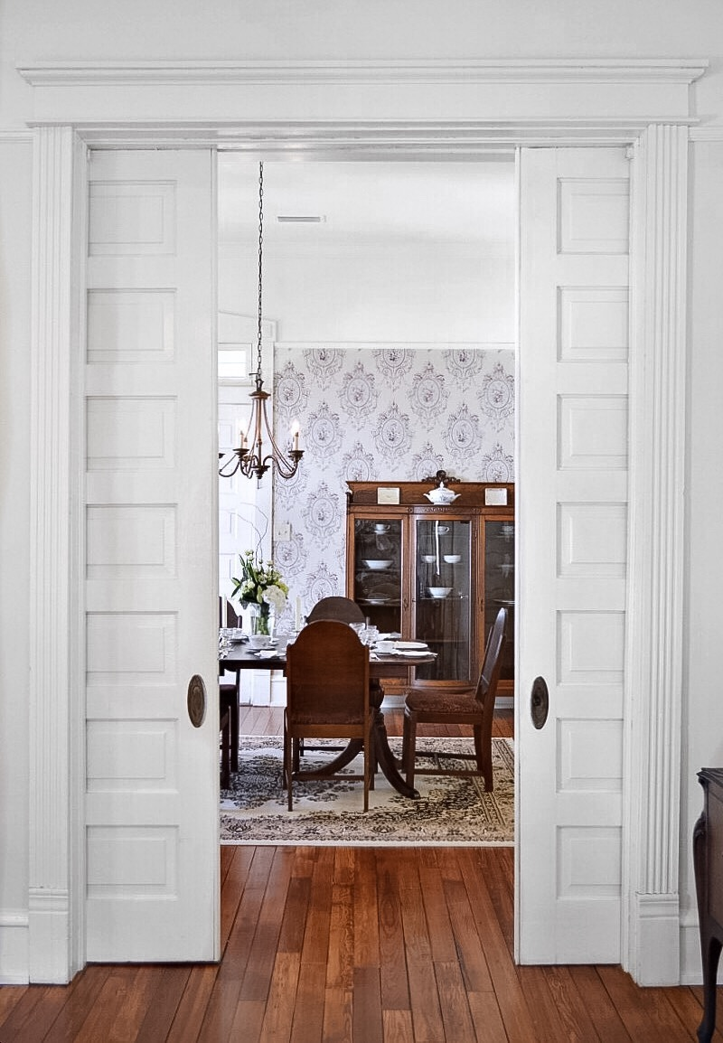 Pocket Door Ideas to Fall in Love With - Perryman Painting