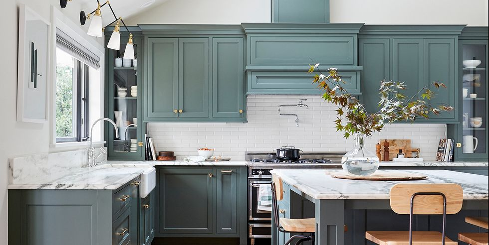 THE TOP KITCHEN CABINET PAINT COLORS FOR 2020 - Perryman ...